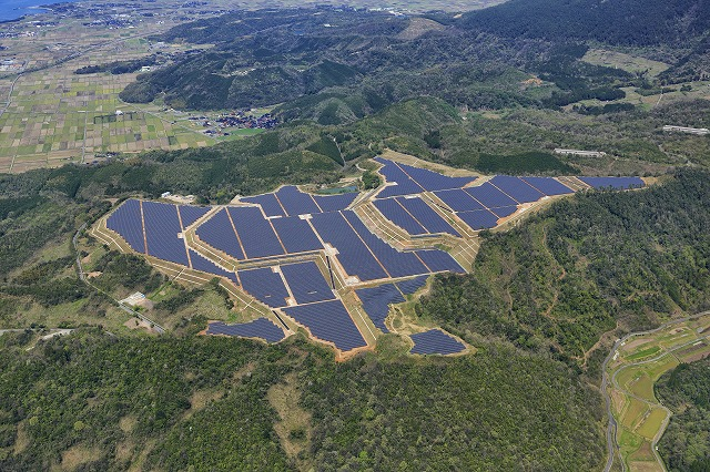 KYOCERA TCL Solar Completes 29 2MW Solar Power Plant on