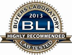 BLI Highly Recommended 2013